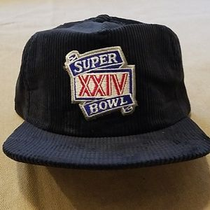 NWOT Vintage SuperBowl XXIV (49ers) New Era